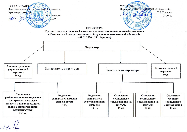 Структура 2020